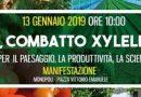 Cia Puglia:Si, combatto Xylella: si per il paesaggio, la produttività, la scienza