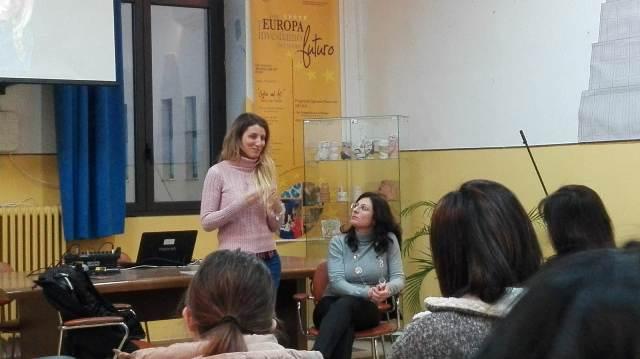 BRINDISI.Genitorialità e prevenzione contro le sostanze stupefacenti La scrittrice Giorgia Benusiglio ospite dell'IISS Marzolla-Leo-Simone-Durano