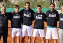 Tennis, serie C: il CT Brindisi si arrende al Latiano e scivola in zona playout