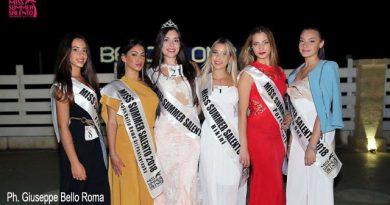 """Riparte da Brindisi la corsa alla conquista della corona """"Miss Summer Salento 2019"""""""