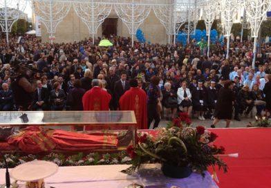 Erchie, mercoledì 24 aprile arrivano le spoglie  di Santa Lucia e Sant'Irene