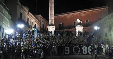 Finalmente il Brindisi Calcio ritorna in serie D dopo quattro anni/Foto