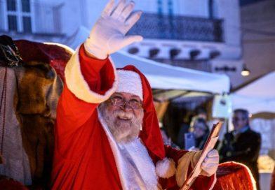 Babbo Natale e spettacoli: HAPPY CHRISTMAS a Lama, giovedì 12 dicembre