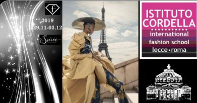 I giovani stilisti dell'Istituto Cordella Alla Bucharest Fashion Week L'eccellenza leccese Cordella nel panorama mondiale della moda