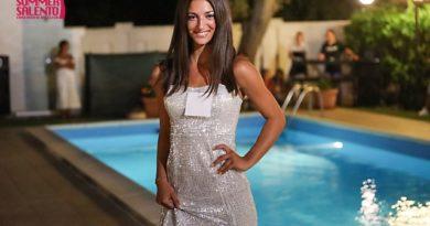 Linda Manca è Miss Summer Salento 2020 Carovigno (Br)