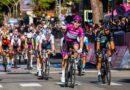"""Giro d'Italia.Una Brindisi in festa ha accolto i corridori,in  una """" lunga volata"""". Ancora una volta vince il francese Arnaud Demare, davanti all'ex  Campione del Mondo  Peter  Sagan, decimo Elia  Viviani."""