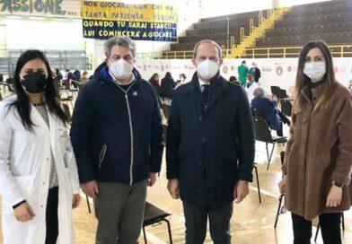"""ON. VALENTINA PALMISANO(M5S): """"Importante lavorare in sinergia per rafforzare la rete vaccinale in provincia di Brindisi"""""""