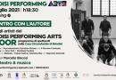 Brindisi Performing Arts Festival, settimo incontro con l'autore