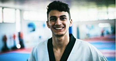 Il mesagnese Vito Dell'Aquila vince la medaglia d'oro alle Olimpiadi di Tokyo